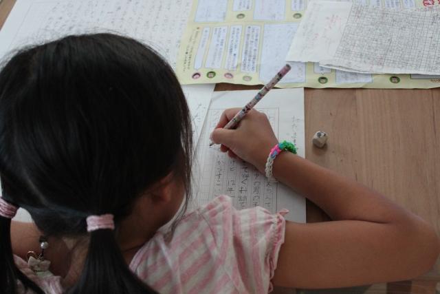作文の書き方は小学生ならすぐ上手になりますそのコツを公開。