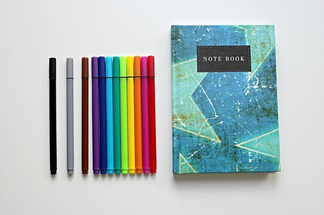 ノートの書き方がかわいいに憧れる女子必見!5つの簡単メソッド公開