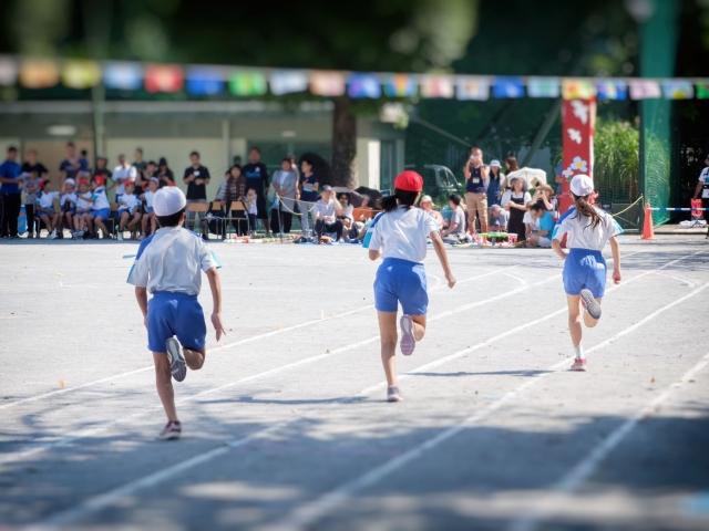 速く走る方法を解説。小学生なら運動会のかけっこで一番になれます