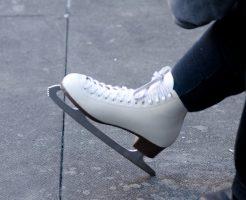 関西大学スケート