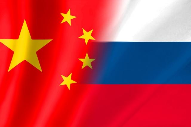 中国 ロシア