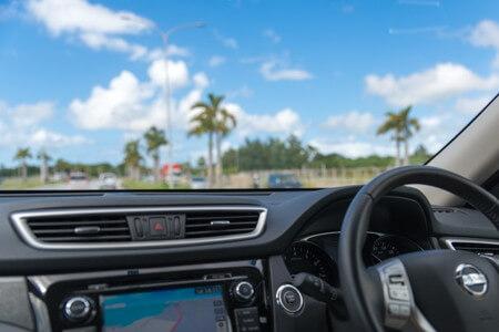 車の窓ガラスの紫外線対策!推薦UVカットはスプレー?フィルム?